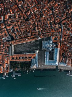 VENICE from Above on Behance