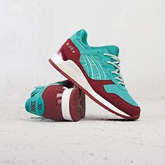 asics gel lyte 3 dames mint