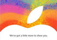 LIVE: Følg Apple's iPad Mini pressemøde på video