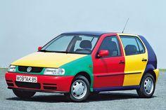 Volkswagen Polo 'Harlekin'