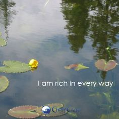 What does this affirmation mean to you? How will you use it to live an incredible life? :)