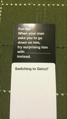 14 Cards Against Humanity Players Who Win At Life