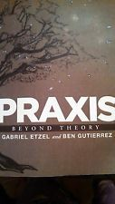 Praxis - Beyond Theory by Ben Gutierrez and Gabe Etzel (2012, Hardcover)