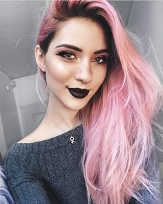 "10.2k Likes, 24 Comments - Vegan + Cruelty-Free Color (@arcticfoxhaircolor) on Instagram: ""Virgin Pink diluted with Arctic Mist  Beautiful @renosaurio • The hues of color are endless with…"""