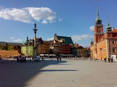 Warschau > Europa, Polen, hoofdstad