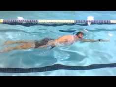 Navy SEALs - combat swimmer's stroke - swim for miles without getting tired while staying hard to spot *.gif*