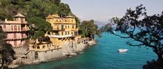 There is no beach at Portofino itself, but Paraggi, just a few minutes' drive, has a pretty sandy cove