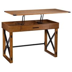 Harper Blvd Carlan Adjustable Height Desk   18160896   Overstock   Great  Deals On Harper Blvd