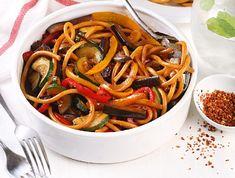 Szójaszósszal sült zöldségek rizstésztával Recept képpel - Mindmegette.hu - Receptek