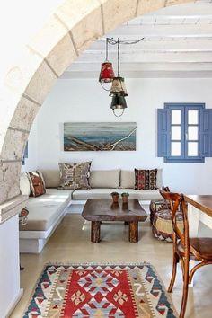 Mooie inrichting voor Finca in Ibiza.