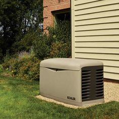 A backup emergency generator can save the day when the power goes out. Here are some tips to use a generator properly. Emergency Generator, Diy Generator, Portable Generator, Power Generator, Emergency Kits, Emergency Supplies, Home Safety Tips, House Wiring, Disaster Preparedness