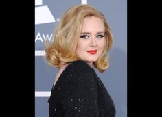 How to get Adele's Grammy Hair by Andrea Pezzillo