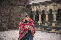 Cozy winter engagement photos taken at University of Toronto  #torontoweddingphotographer #engagement #photography #winterengagement ~ http://www.focusphotography.ca/portfolio_page/toronto-ripleys-aquarium-engagement-session-ivy-and-june/