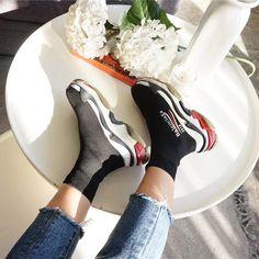 Balenciaga Shoes You Won't Resist Buying Balenciaga Shoes, Adidas, Lifestyle, Sneakers, Fashion, Tennis, Moda, Slippers, Fashion Styles
