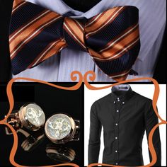 Prom time :-) Get your BowTie #runit365 #bowtie #cufflinks
