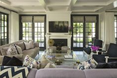 Hamptons Glam | Martha O'Hara Interiors