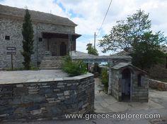 Village Vizitsa in Mount Pelion Greece, Explore, Places, Home Decor, Greece Country, Decoration Home, Room Decor, Home Interior Design, Home Decoration