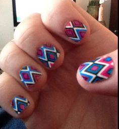 Short nails  www.nailstar.jamberrynails.net