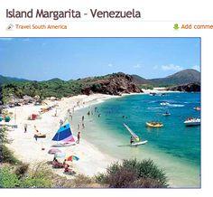 Margarita Island, Venezuela!! I need to go back one day