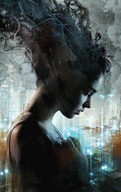 Mystic City series #dystopian #novels