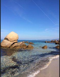 Les plus belles plages de Corse - Plage d'argent