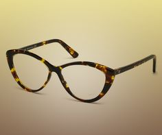 Add a touch of femininity to your style! Eyeglasses WE5142.