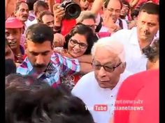 Buddhadeb Bhattacharya leads campaign rally in West Bengal | Bengal Assembly Election 2016 - YouTube