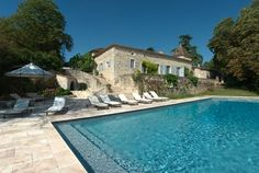 Love this one, sleeps 18.Holiday rental country home in South West France