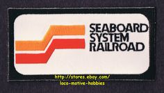 LMH PATCH Badge SEABOARD SYSTEM Railroad SBD Railway L&N ACL SCL SAL Family Line picclick.com