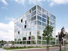 Studenten- und Sozialwohnungen HipHouse in Zwolle Atelier Kempe Thill