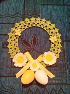 Vencek Crocheting, Foods, Holidays, Fiestas, Easter Activities, Crochet, Food Food, Food Items, Holidays Events