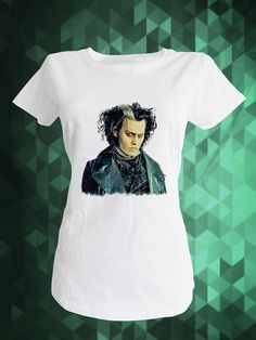 Johnny Depp Shirtsweeney toddMovie Star Shirtjohnny by tshirtfuneu
