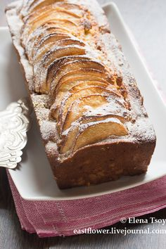 Good Food, Yummy Food, Plum Cake, Cookery Books, Desert Recipes, Cake Cookies, Banana Bread, Cake Recipes, Bakery