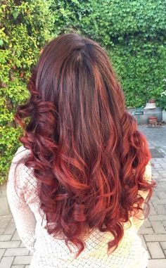 A perfect mix between hot and cold reds