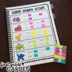First Grade Garden: How to Make the Most of Your Guided Reading Lessons