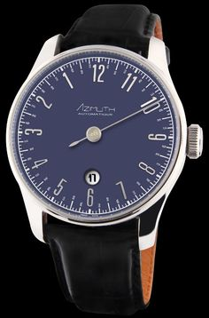 Azimuth Back In Time Blue Blast