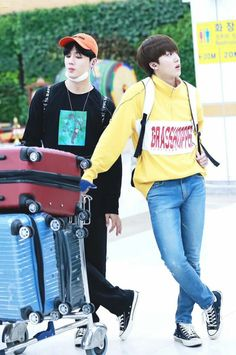 SF9-Youngbin with Chani