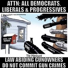 Your laws do not apply to criminals.since when do evil people pay attention to laws.people still join gangs and do dope. Religion And Politics, Conservative Politics, Liberal Democrats, Socialism, Gun Quotes, Life Quotes, Truth Hurts, Hard Truth, Pro Gun