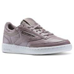 sale retailer 994e0 be904 Gigi Hadid Will Soon Be Wearing These Sneakers Everywhere via WhoWhatWear  Reebok Club C,