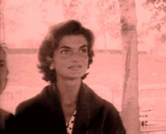 """""""I'm a woman above everything else"""" Jackie Kennedy — thekennedyclan: Stills from the mini movie,..."""