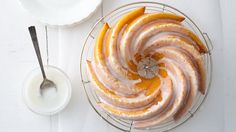 Lemon Cream Cheese Bundt Cake with Lemon Glaze