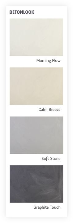 Concrete floor in 'Calm Breeze' or 'Morning Flow'. Do not want any grey tones