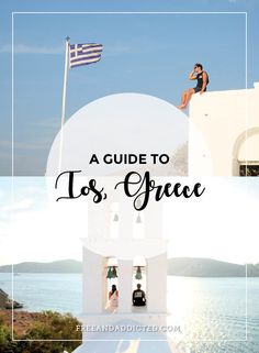 A guide to Ios, Greece