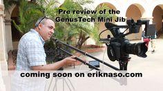 GenusTech Mini Jib Pre Review