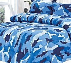 Colored Down Alternative Comforters for Your Bedroom - snuggly warm and beautiful