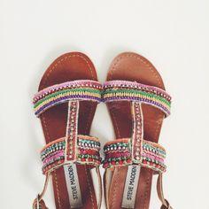 Steve Madden Gildedd Sandals