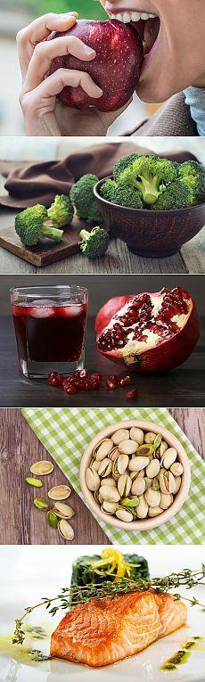 (+1) тема - 50 продуктов, содержащих меньше 100 калорий | ВСЕГДА В ФОРМЕ!