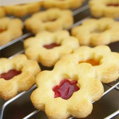 """Stained Glass Window Cookies 