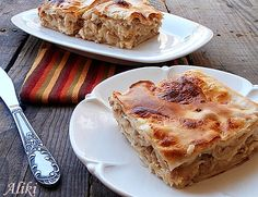 Mamina jela: Pita sa mesom