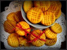Vanilla & cinnamon Lenten cookies
